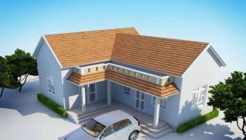 mẫu xây nhà cấp 4 khoảng 200 triệu 13