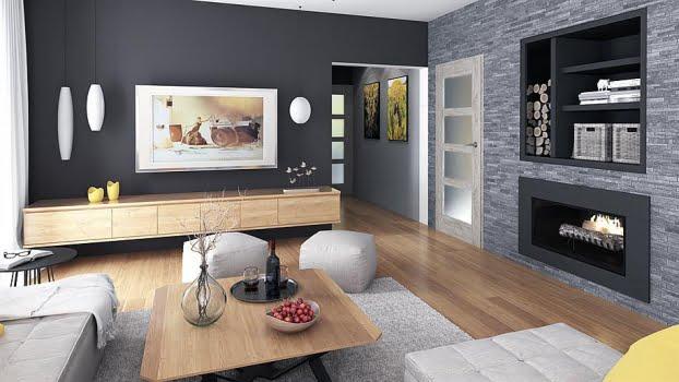 thiết kế nội thất mẫu nhà cấp 4 theo phong cách châu âu 2