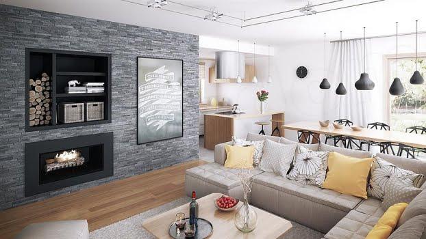 thiết kế nội thất mẫu nhà cấp 4 theo phong cách châu âu 4