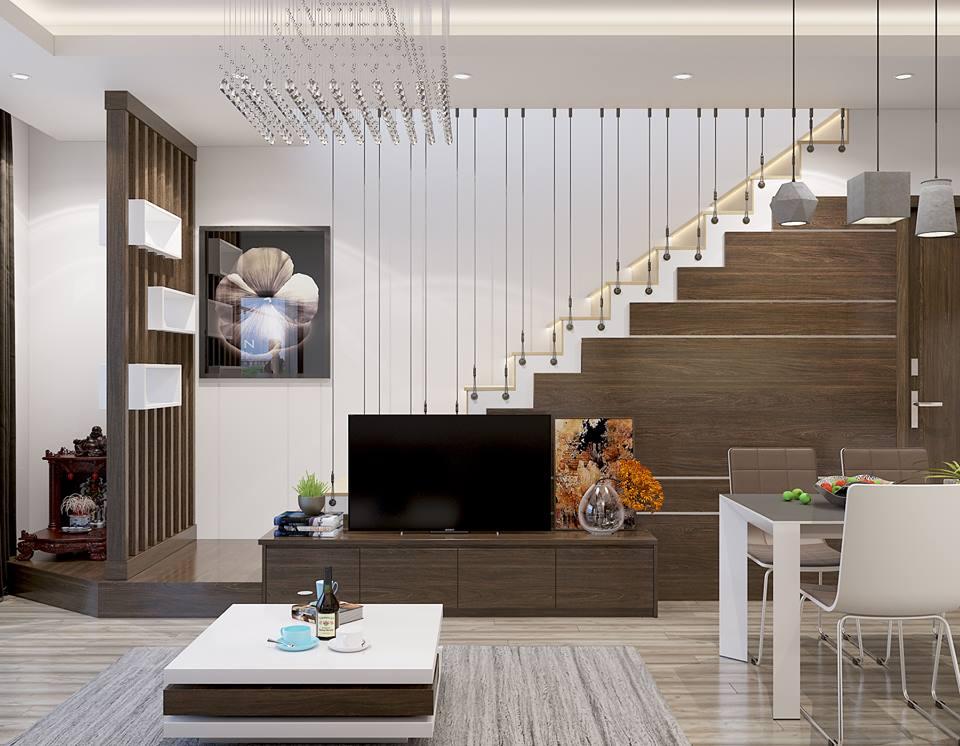 mẫu nhà đẹp 2 tầng 5x15 4