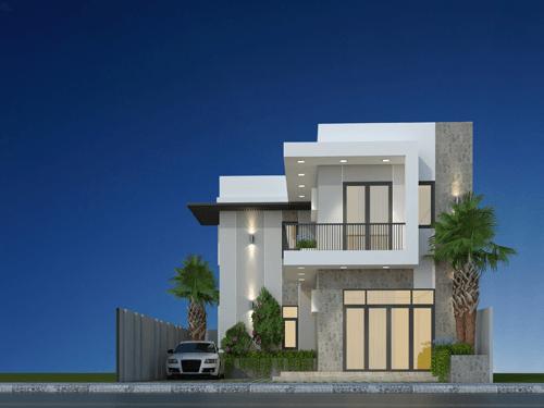 Tổng hợp các mẫu nhà 2 tầng đẹp tiện nghi đáng để xây dựng
