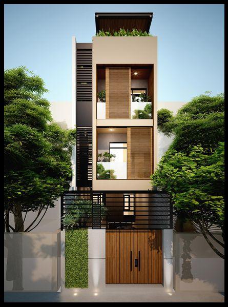 Mẫu nhà đẹp 3 tầng thiết kế ấn tượng xu hướng mới cho năm 2019 13