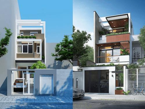 Mẫu nhà đẹp 3 tầng thiết kế ấn tượng xu hướng mới cho năm 2019