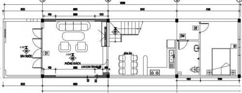 mẫu nhà đẹp 4x18 2 tầng 3 tầng hiện đại nhất hiện nay 2