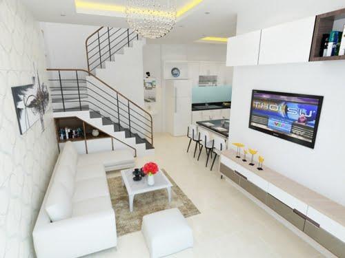 mẫu nhà đẹp 4x18 2 tầng 3 tầng hiện đại nhất hiện nay 5