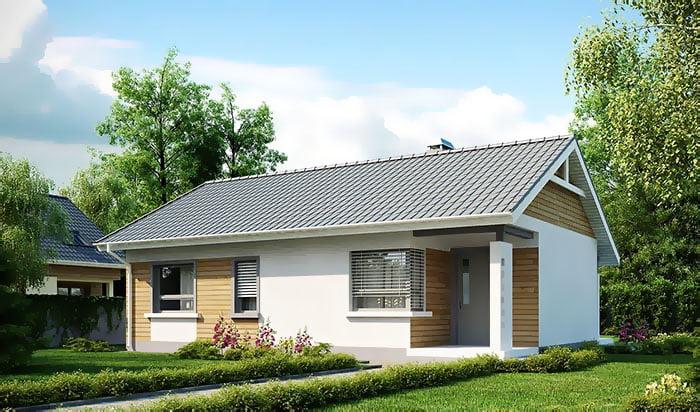 mẫu nhà mái thái 1 tầng đẹp 16