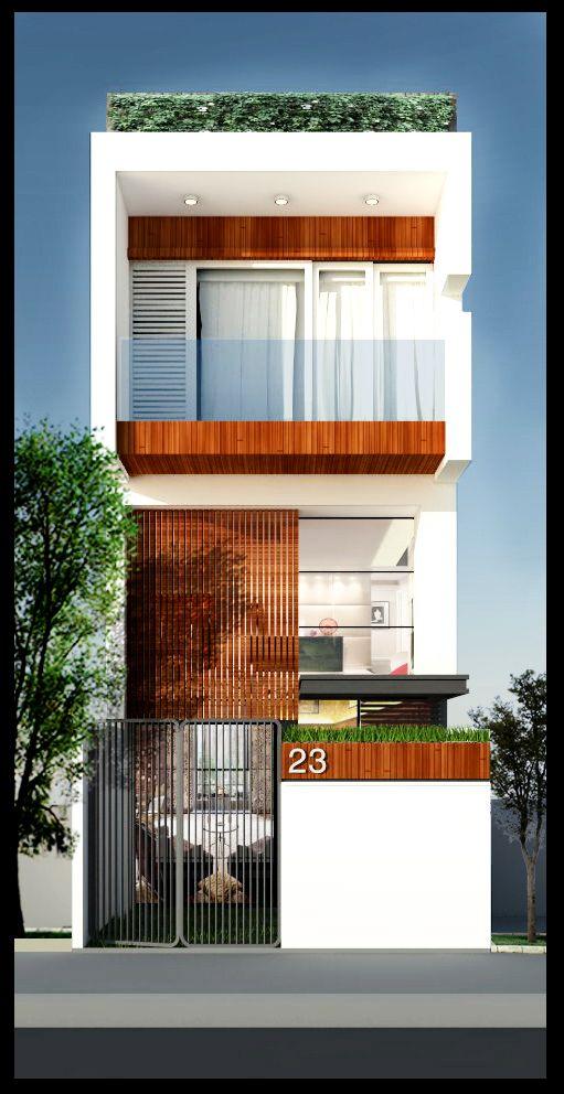 thiết kế nhà ngang 6m dài 10m 20