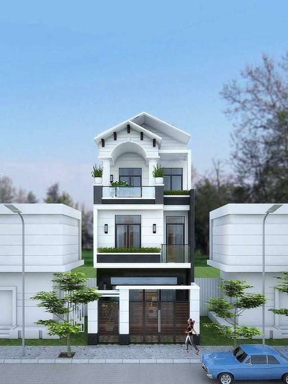 xu hướng mẫu nhà 3 tầng đẹp thiết kế ấn tượng 11