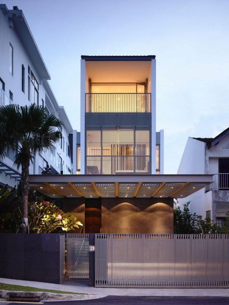 xu hướng mẫu nhà 3 tầng đẹp thiết kế ấn tượng 16