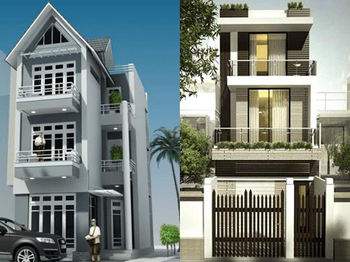 Xu hướng mẫu nhà phố đẹp 3 tầng thiết kế ấn tượng không thể bỏ qua