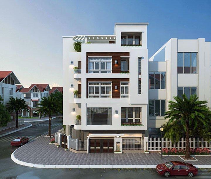 thiết kế nhà mặt phố kinh doanh đẹp ai cũng muốn xây 7