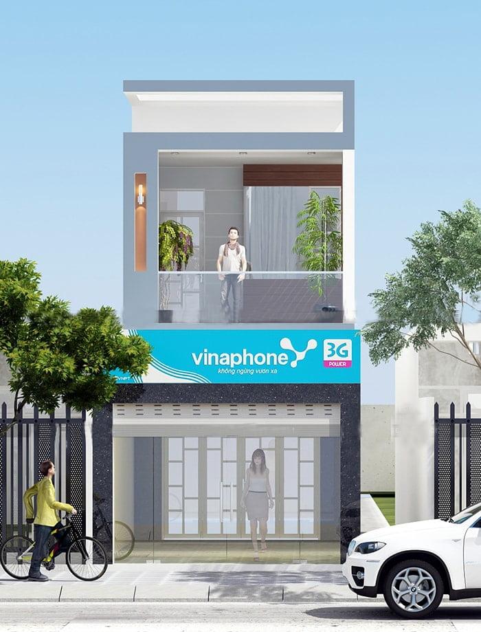 thiết kế nhà mặt phố kinh doanh đẹp ai cũng muốn xây 4