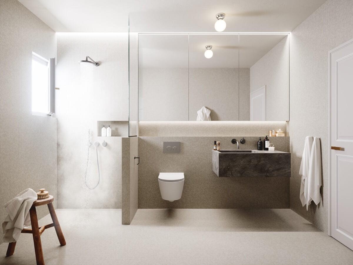 mẫu nhà tắm đẹp 17