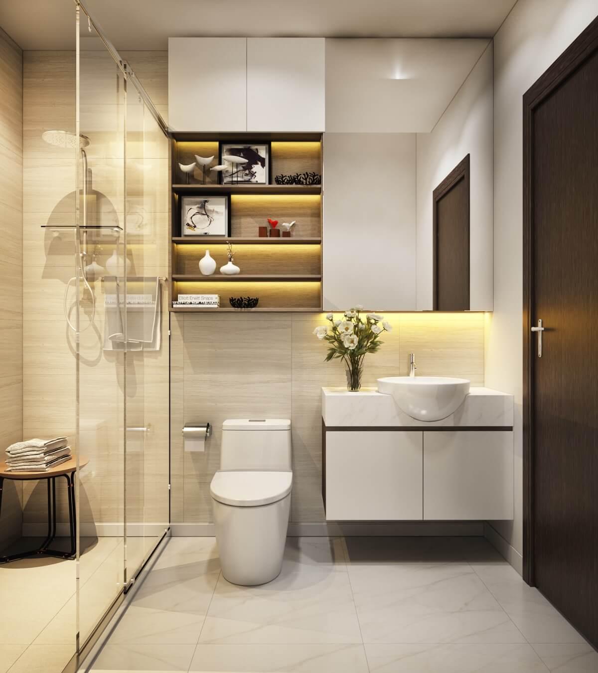 mẫu nhà tắm đẹp 19