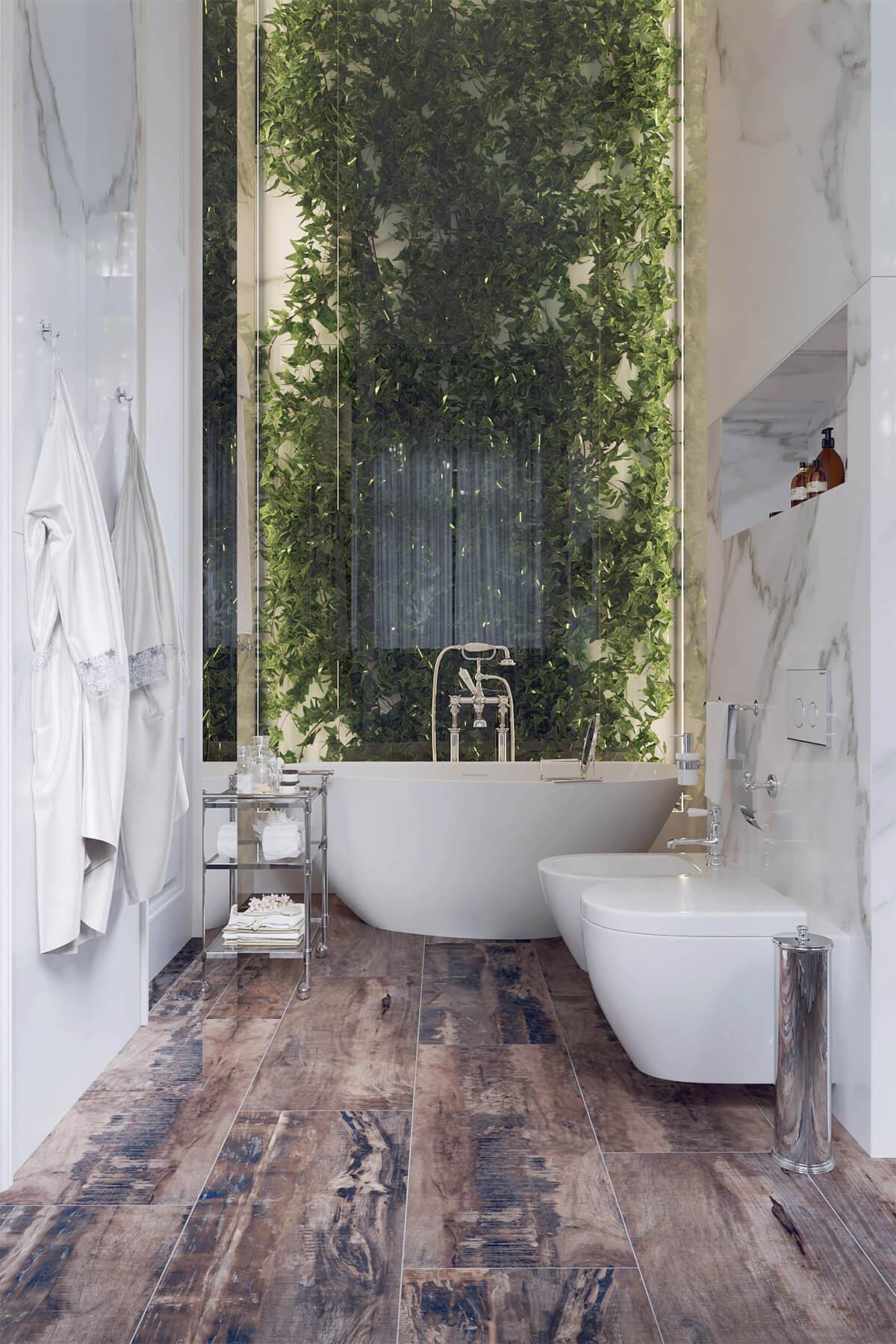 mẫu nhà tắm đẹp 4