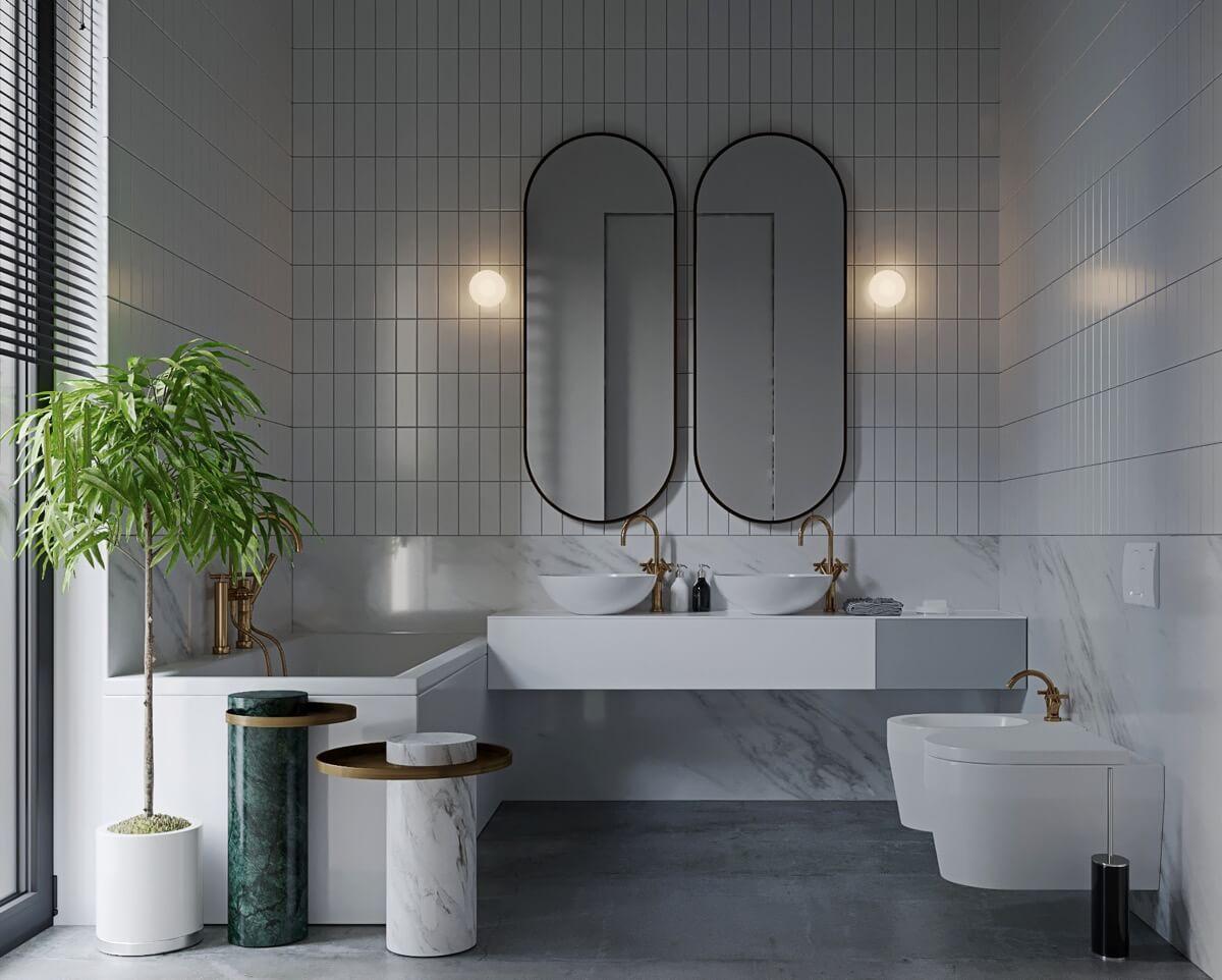 mẫu nhà tắm đẹp 7