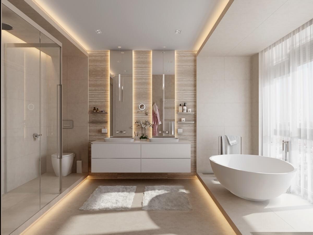 mẫu nhà tắm đẹp 8