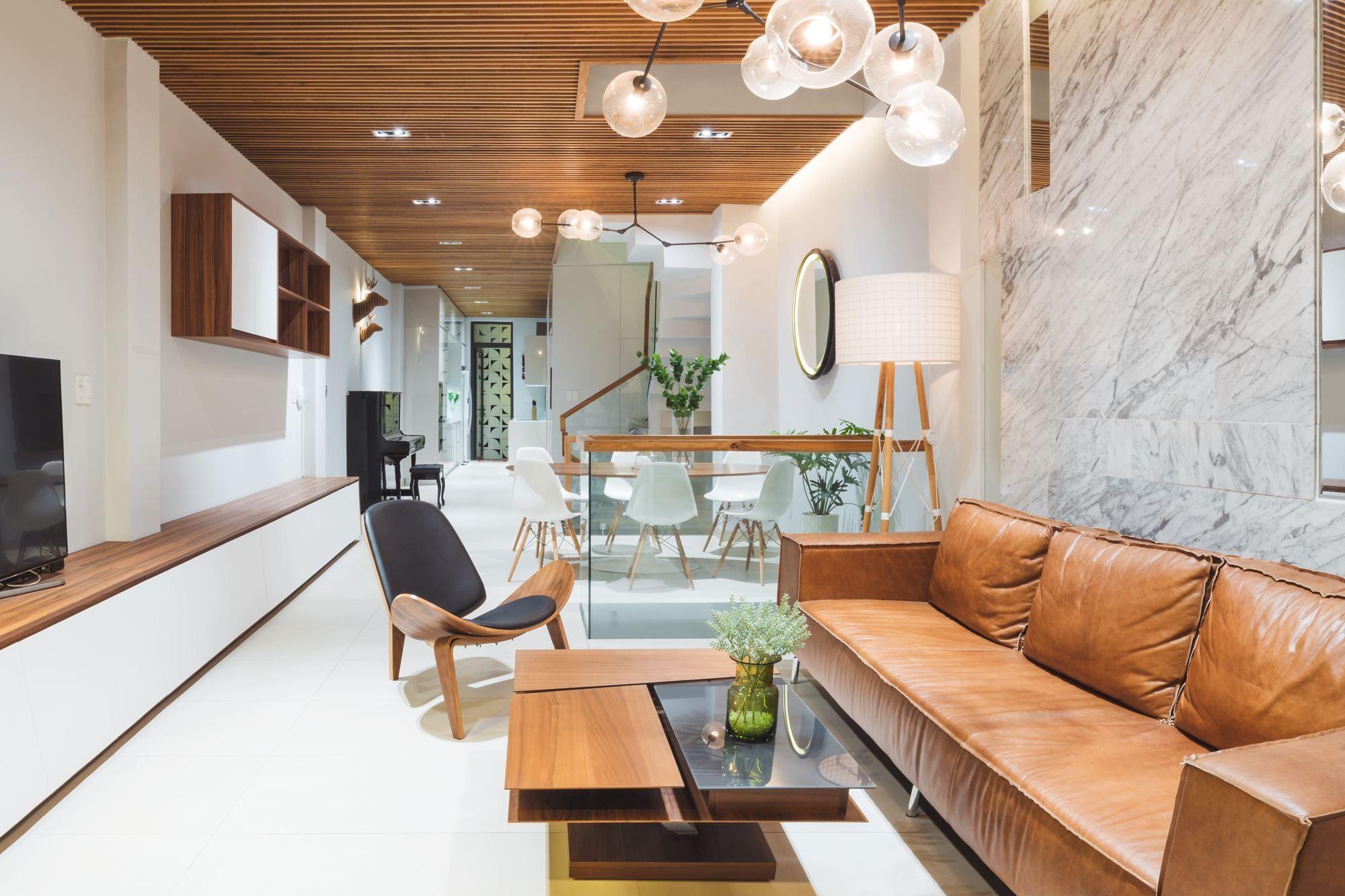 nội thất phòng khách đẹp hiện đại 21