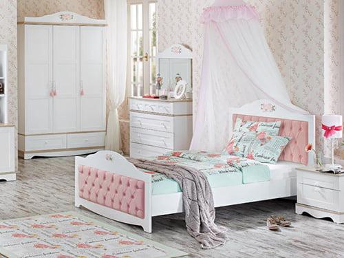 mẫu phòng ngủ trẻ em đẹp phong cách cổ điển