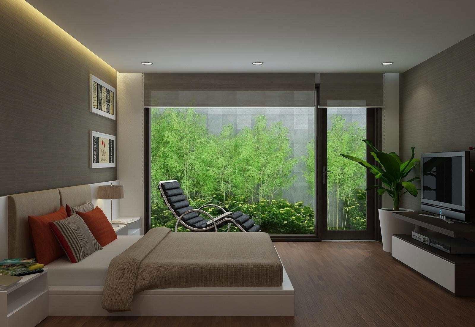 Mẫu thiết kế biệt thự 3 tầng đẹp hiện đại làm say đắm lòng người