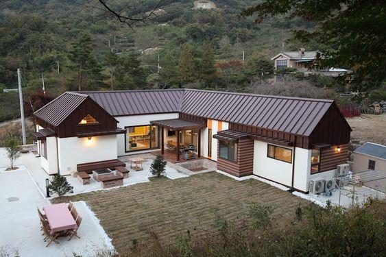 mẫu thiết kế biệt thự nhà vườn đẹp 4