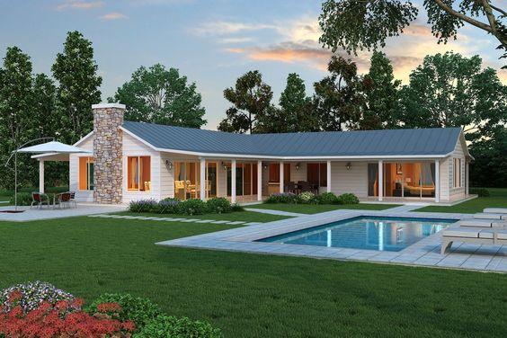 mẫu thiết kế biệt thự nhà vườn đẹp 5