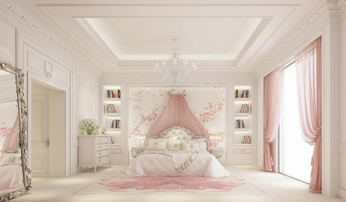 mẫu thiết kế biệt thự tân cổ điển đẹp xuất sắc năm 2018 19