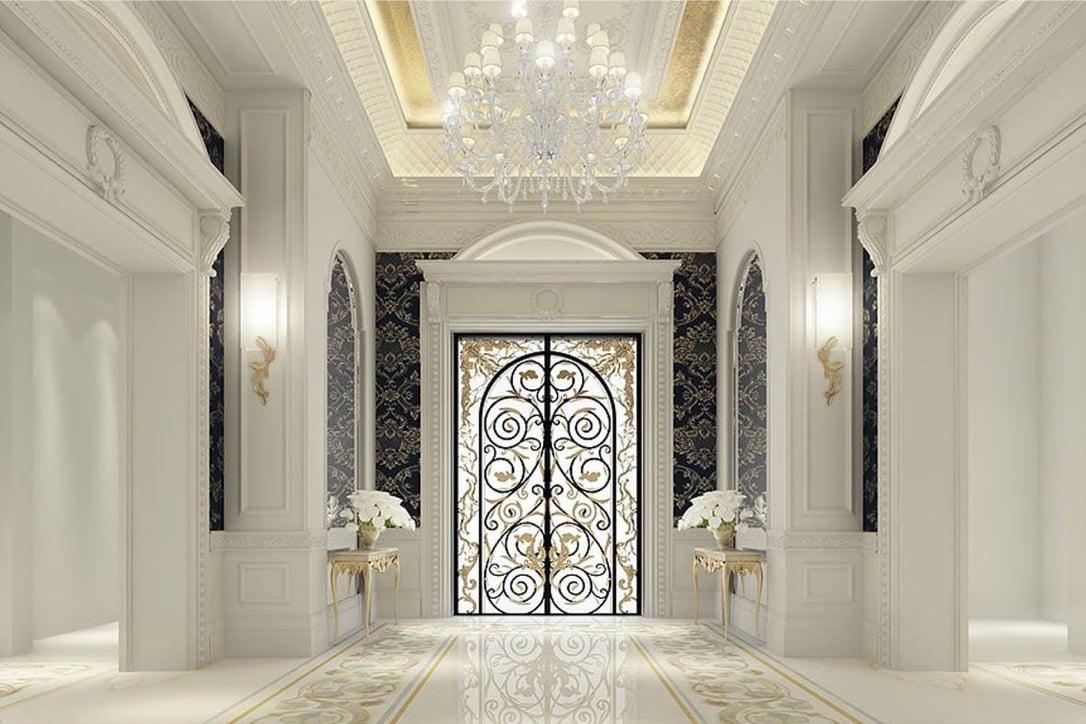 mẫu thiết kế biệt thự tân cổ điển đẹp xuất sắc năm 2018mặt tiền mẫu thiết kế biệt thự tân cổ điển đẹp xuất sắc năm 2018 4