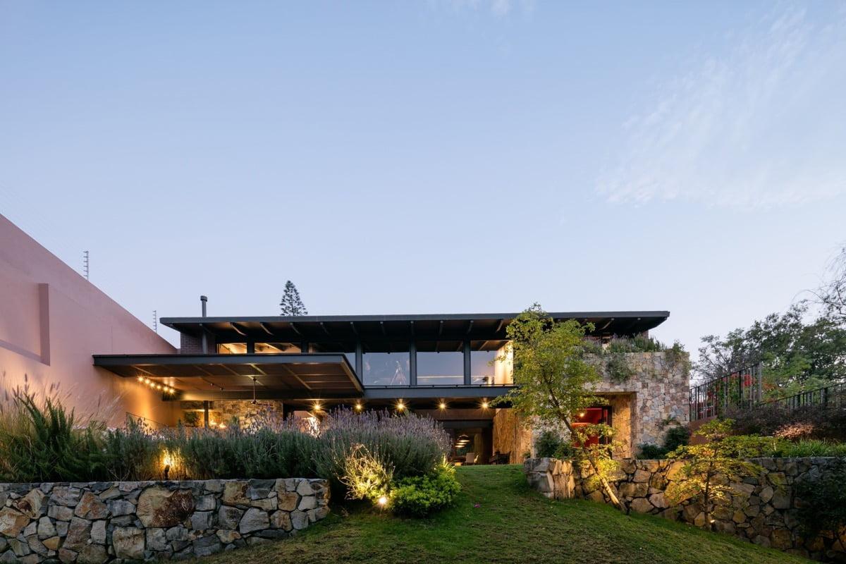 mẫu thiết kế biệt thự vườn đẹp 06