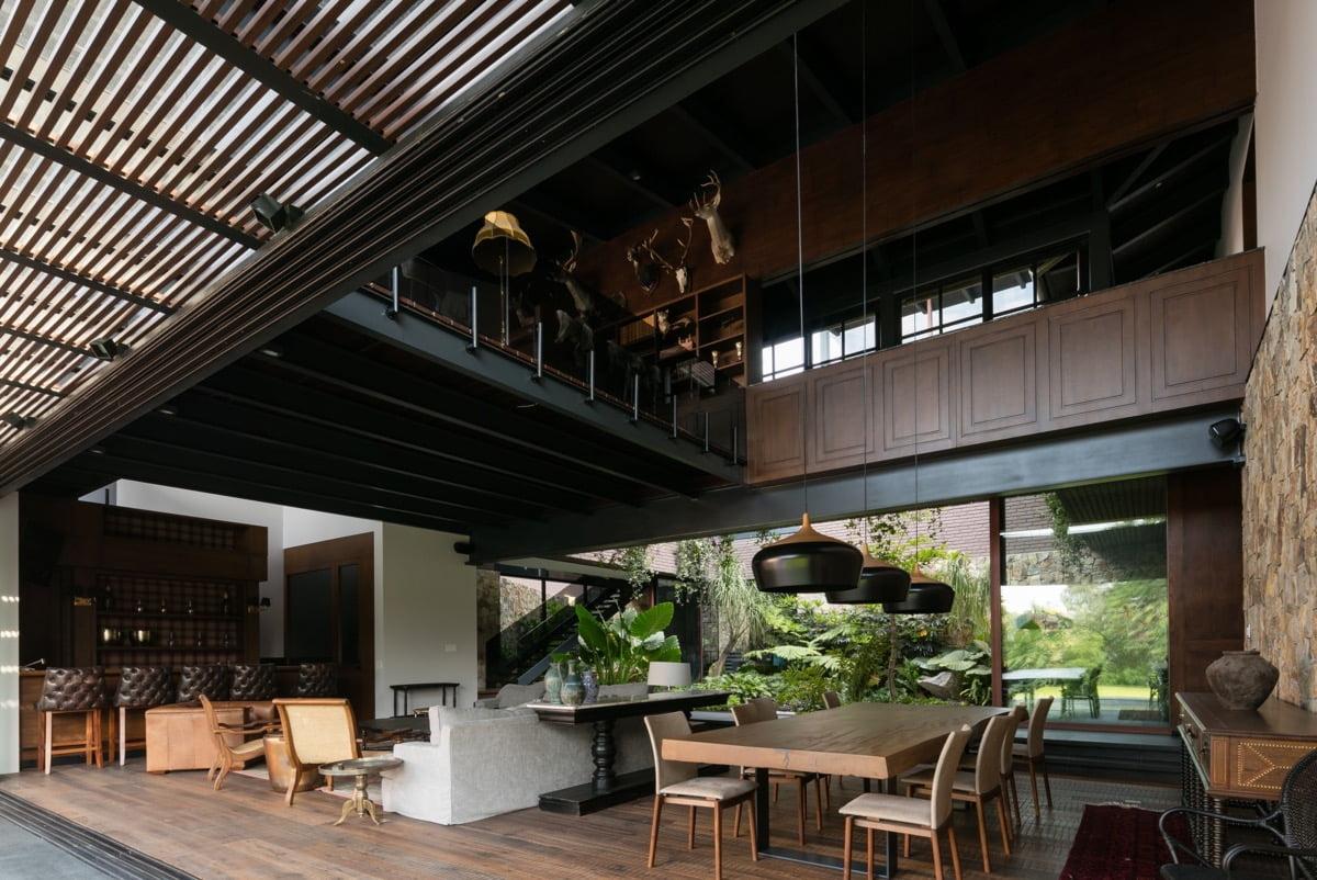 mẫu thiết kế biệt thự vườn đẹp 09