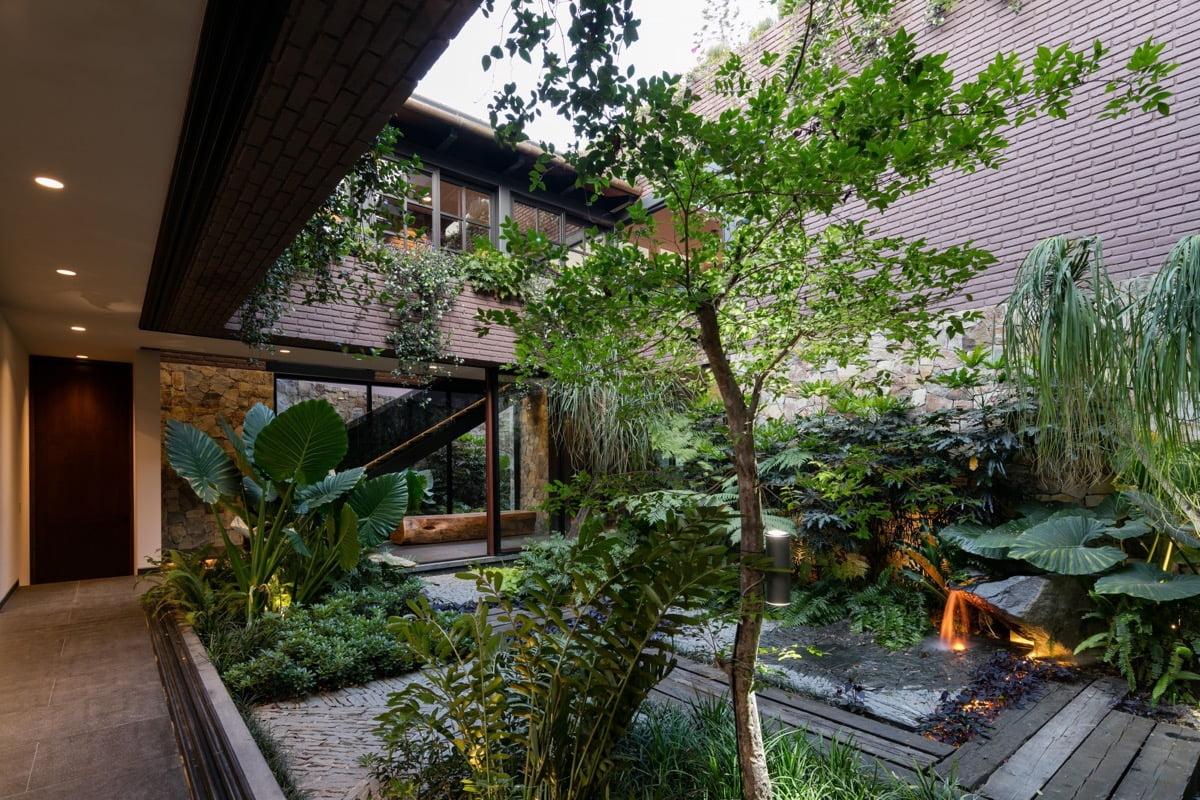 mẫu thiết kế biệt thự vườn đẹp 10