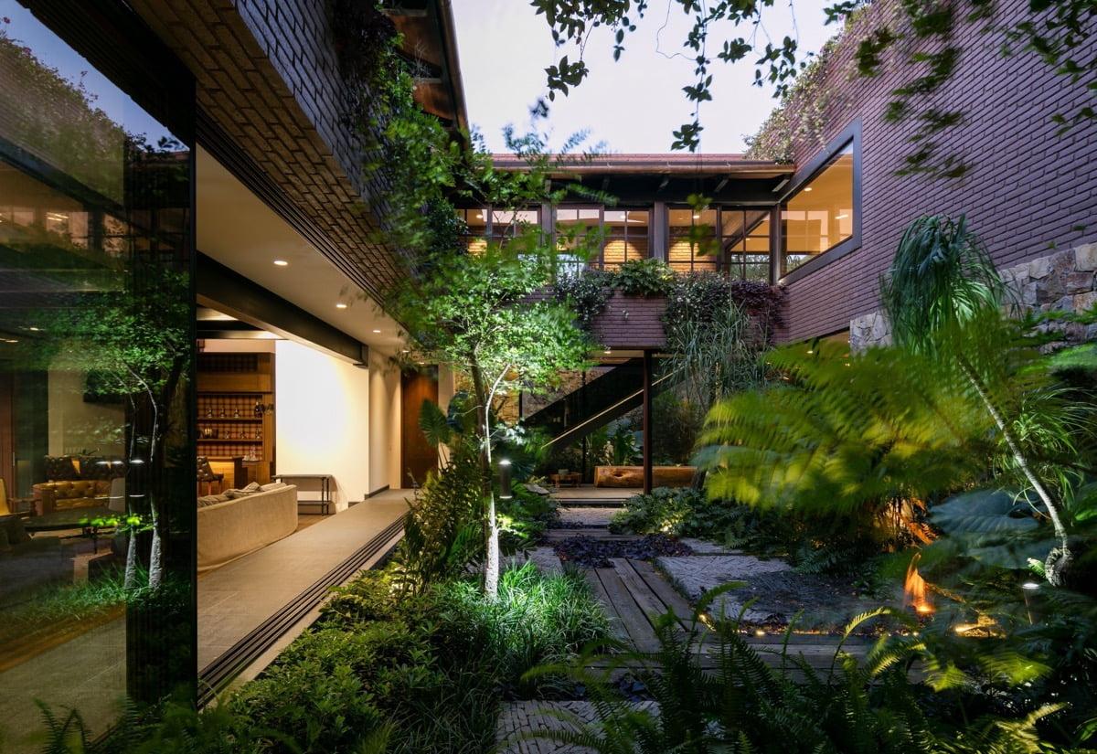 mẫu thiết kế biệt thự vườn đẹp 11