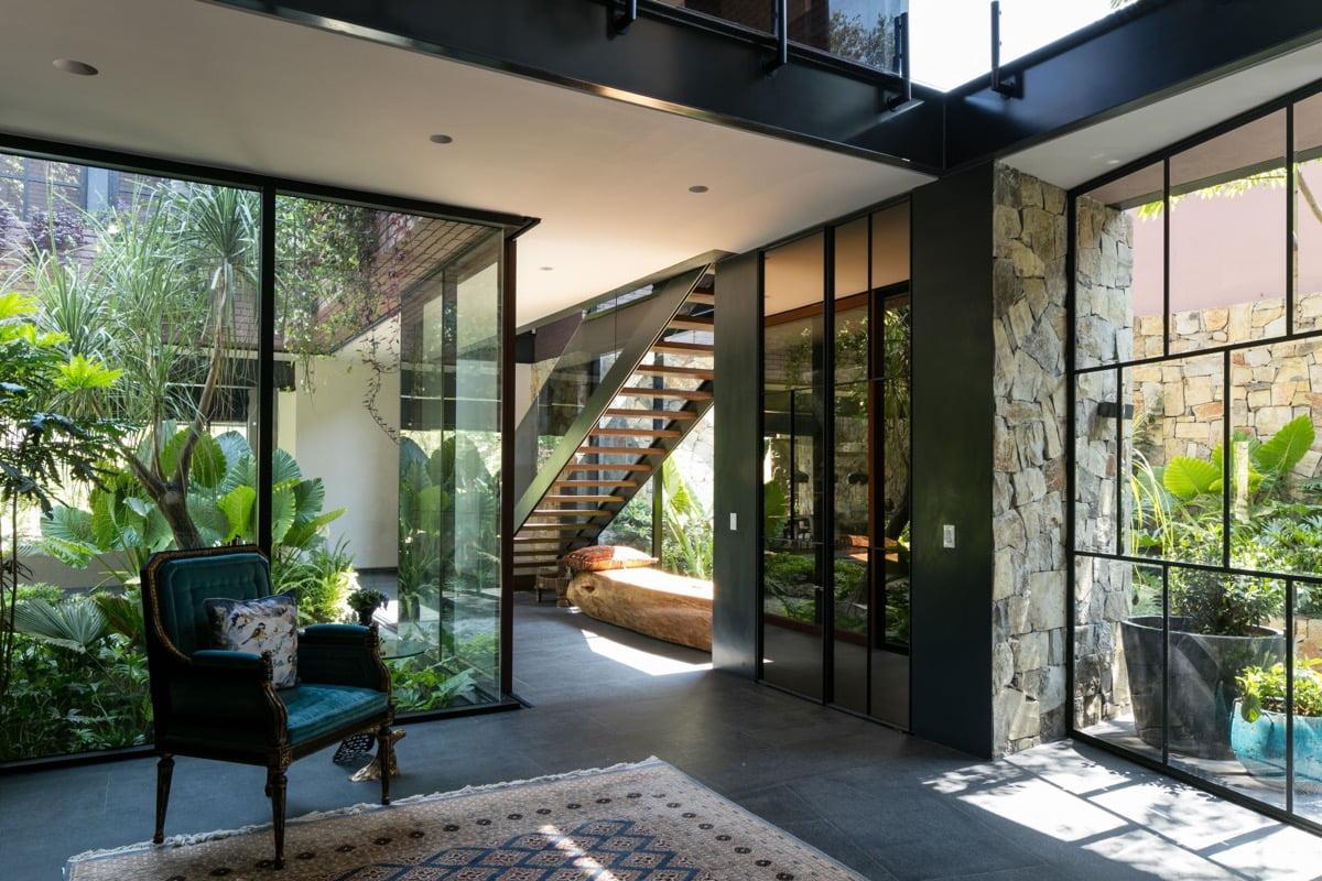 mẫu thiết kế biệt thự vườn đẹp 13