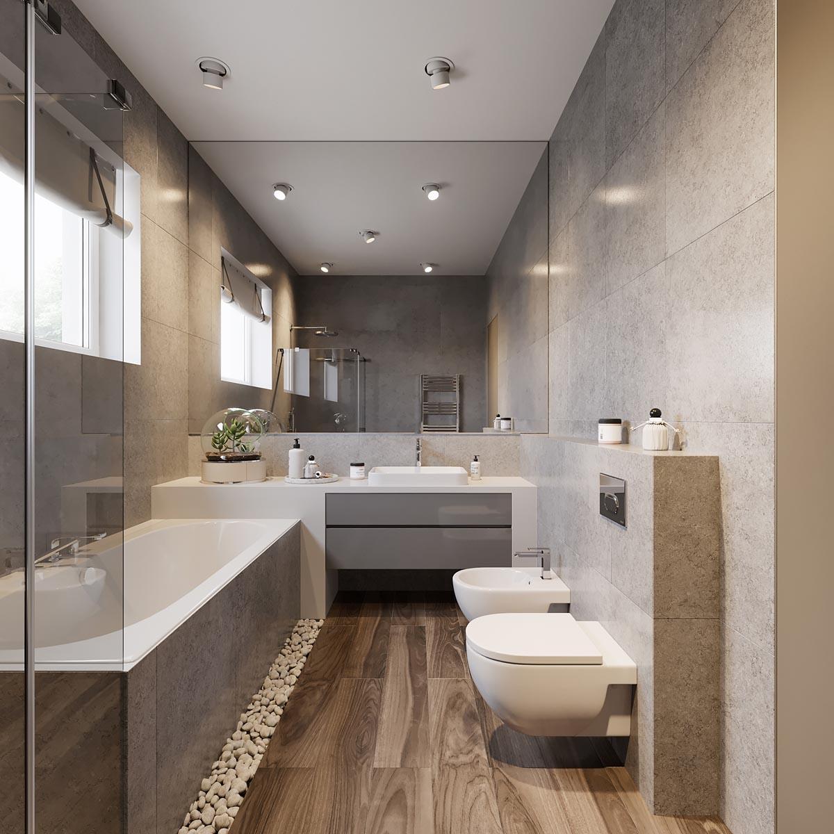 mẫu thiết kế căn hộ diện tích nhỏ đẹp 18
