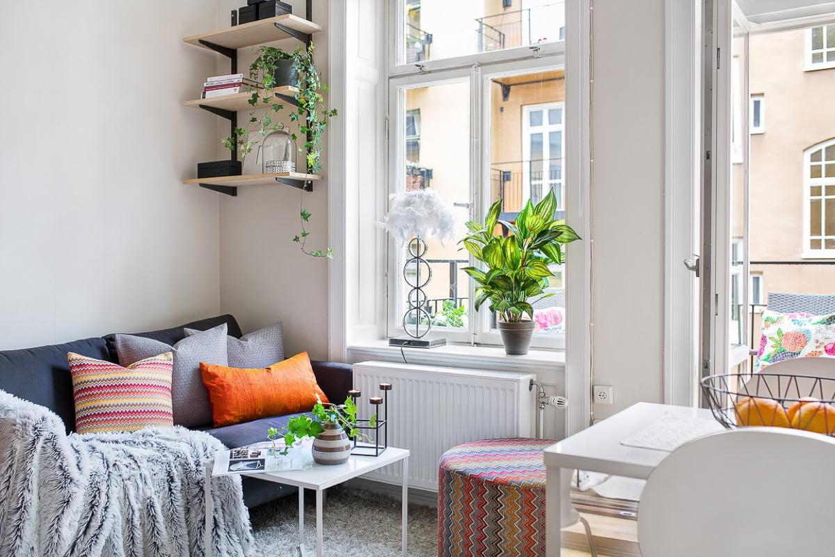 mẫu thiết kế căn hộ diện tích nhỏ đẹp 3