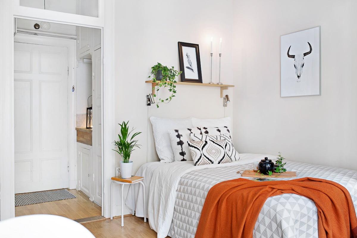 mẫu thiết kế căn hộ diện tích nhỏ đẹp 6