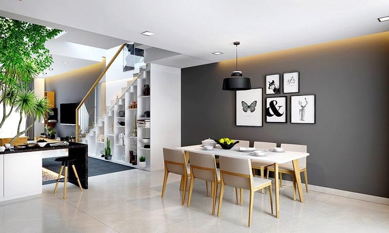 mẫu thiết kế nhà 2 tầng 6x15 5