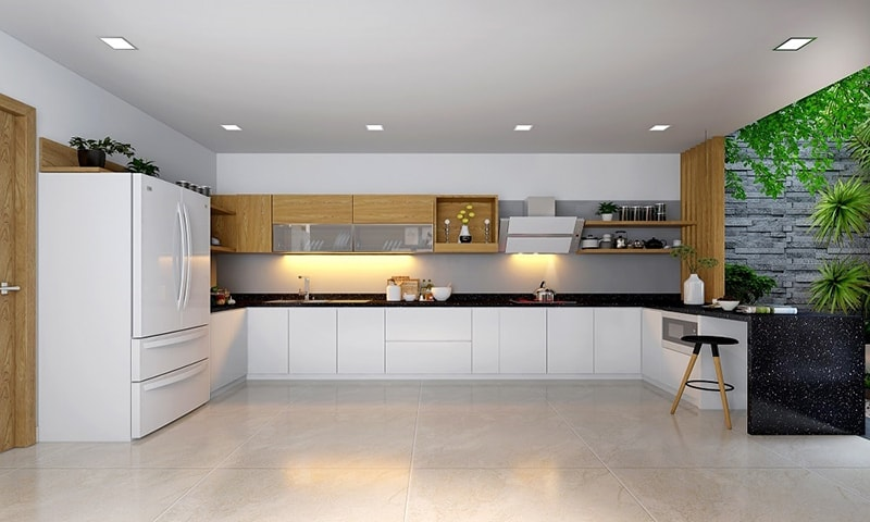 mẫu thiết kế nhà 2 tầng 6x15 6