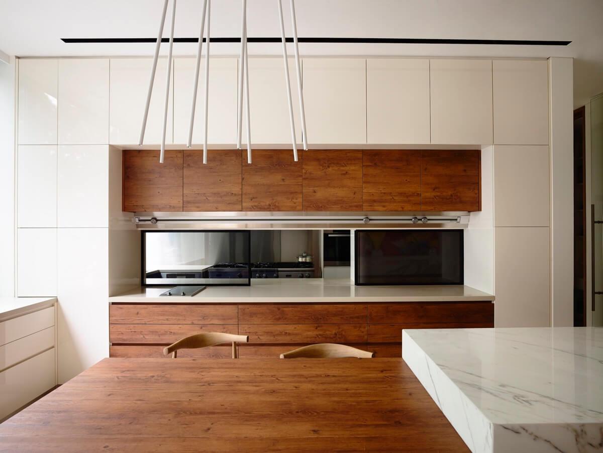 nhà bếp thiết kế nhà biệt thự đẹp hiện đại
