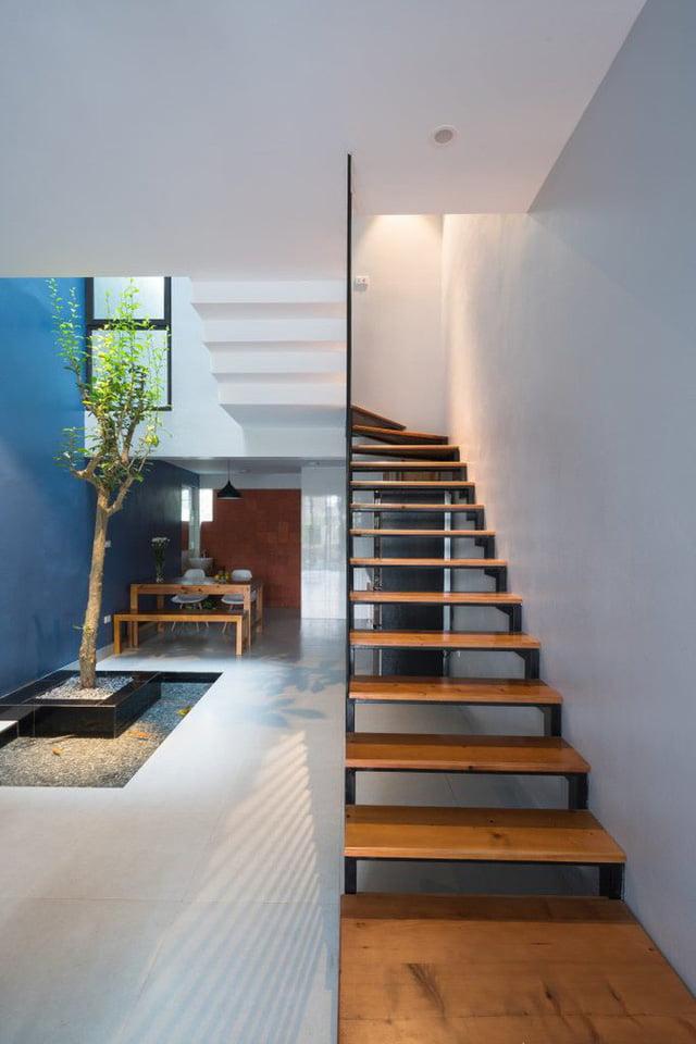 mẫu thiết kế nhà nhỏ đẹp thông thoáng tiện nghi 14