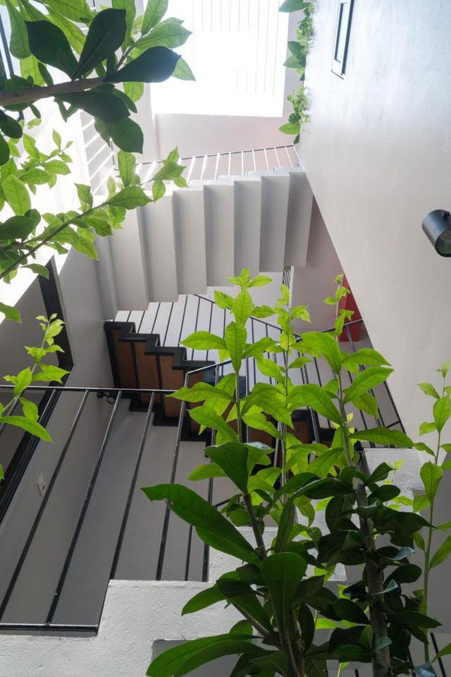 mẫu thiết kế nhà nhỏ đẹp thông thoáng tiện nghi 15