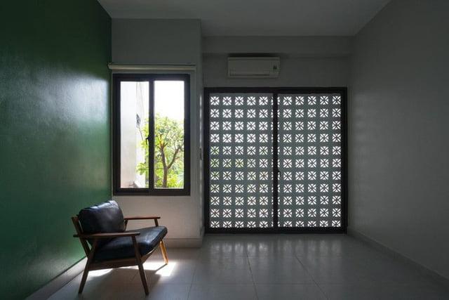 mẫu thiết kế nhà nhỏ đẹp thông thoáng tiện nghi 16