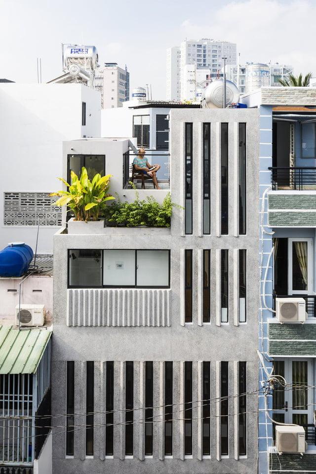 mẫu thiết kế nhà nhỏ đẹp thông thoáng tiện nghi 2