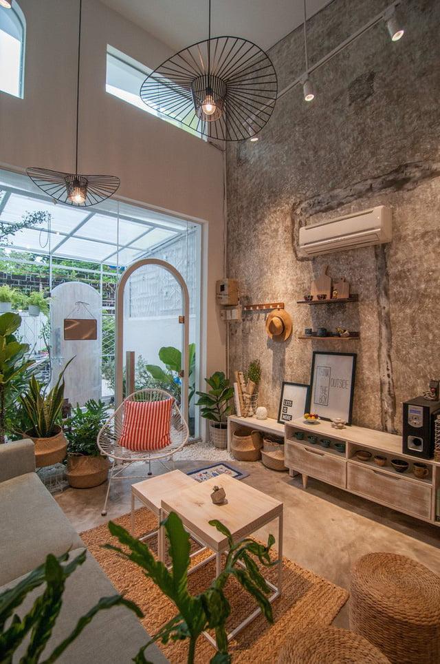 mẫu thiết kế nhà nhỏ đẹp thông thoáng tiện nghi 20