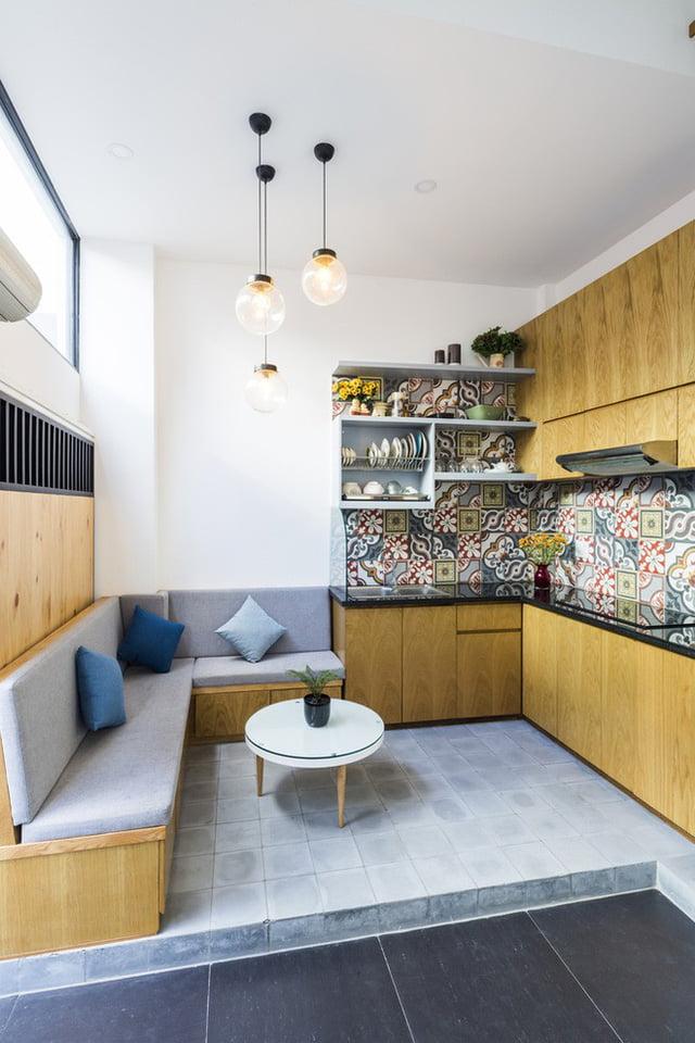 mẫu thiết kế nhà nhỏ đẹp thông thoáng tiện nghi 3