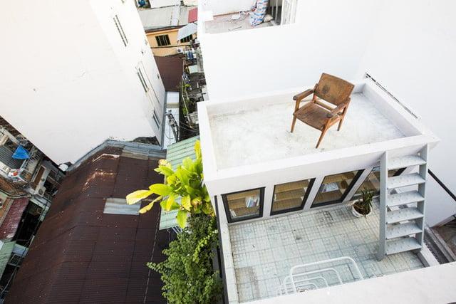 mẫu thiết kế nhà nhỏ đẹp thông thoáng tiện nghi 9