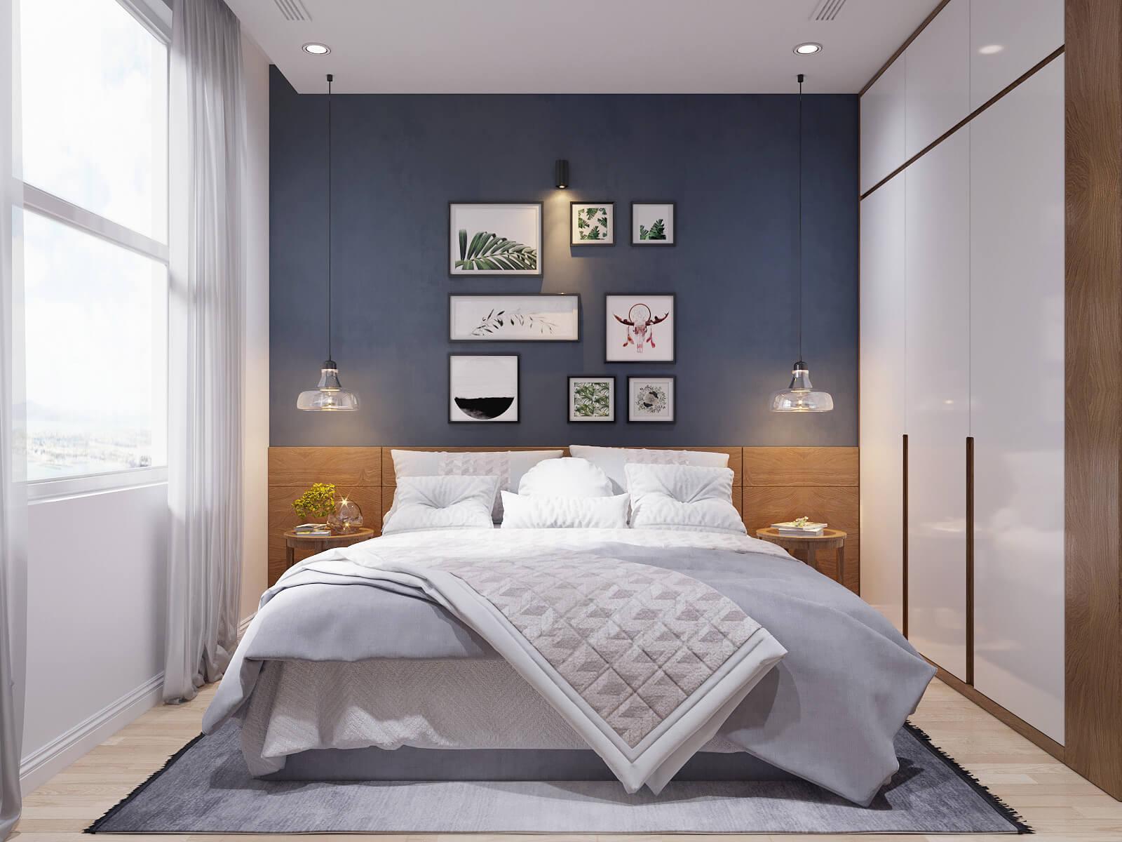 mẫu thiết kế nội thất chung cư scandinavia 6