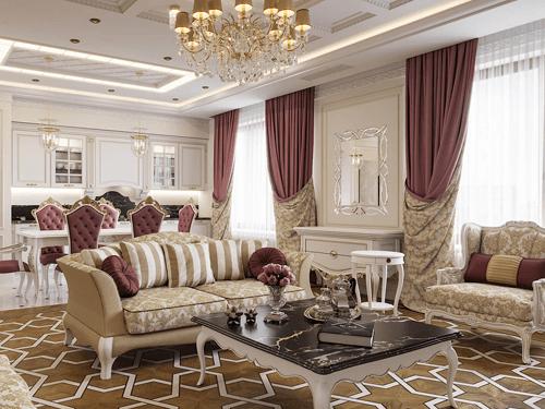 mẫu thiết kế nội thất chung cư đẹp được yêu chuộng nhất 2018