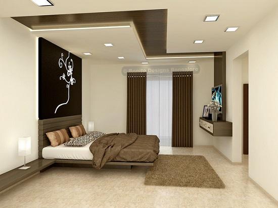 mẫu trần thạch cao phòng ngủ đẹp 17