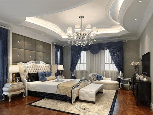 25 Mẫu trần thạch cao phòng ngủ đẹp nhất ai cũng mê